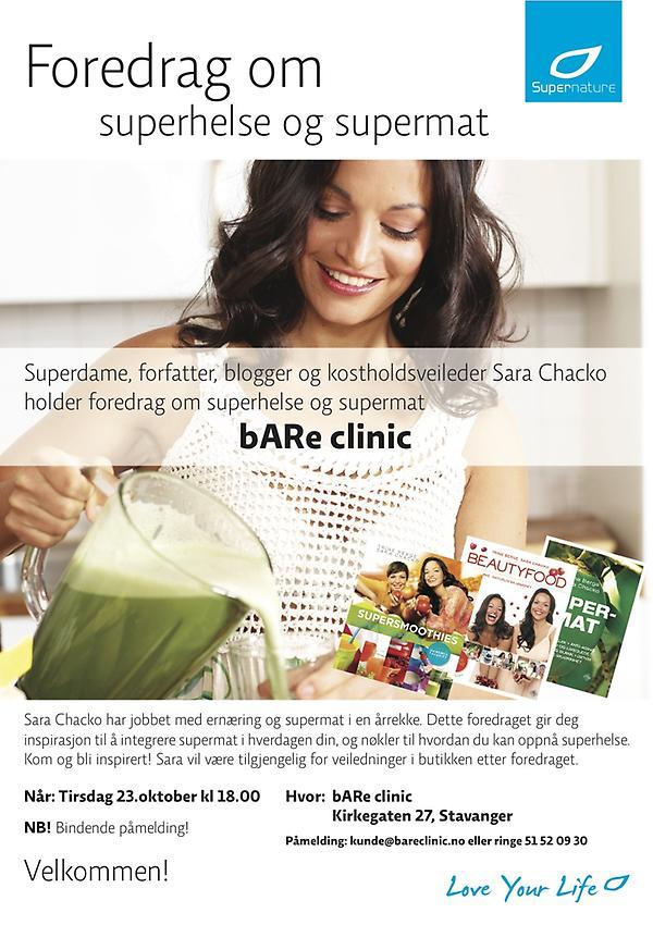 bare clinic sandnes