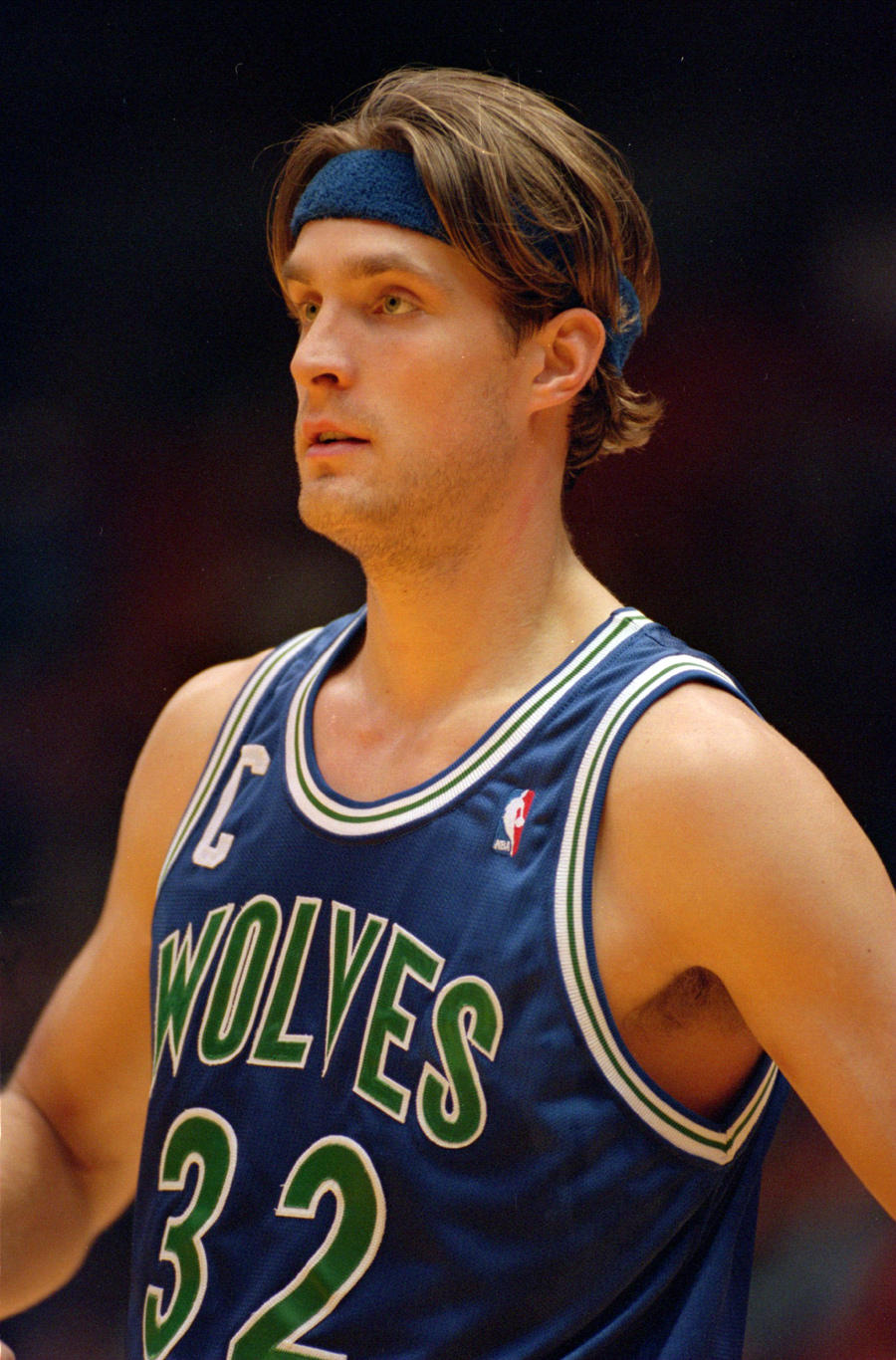 Timberwolves On Twitter Christian Laettner In 1993 How About