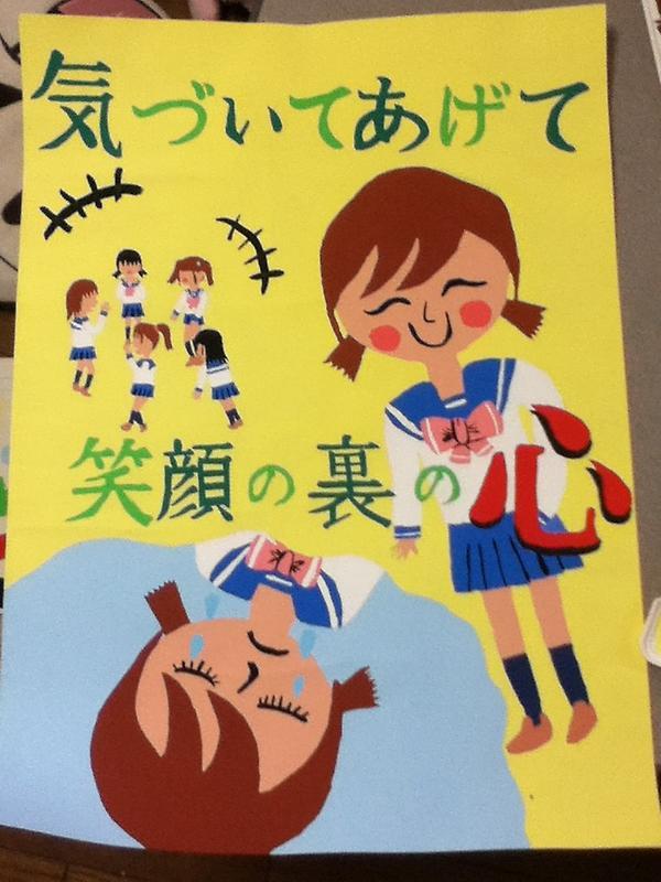 人権 ポスター 例