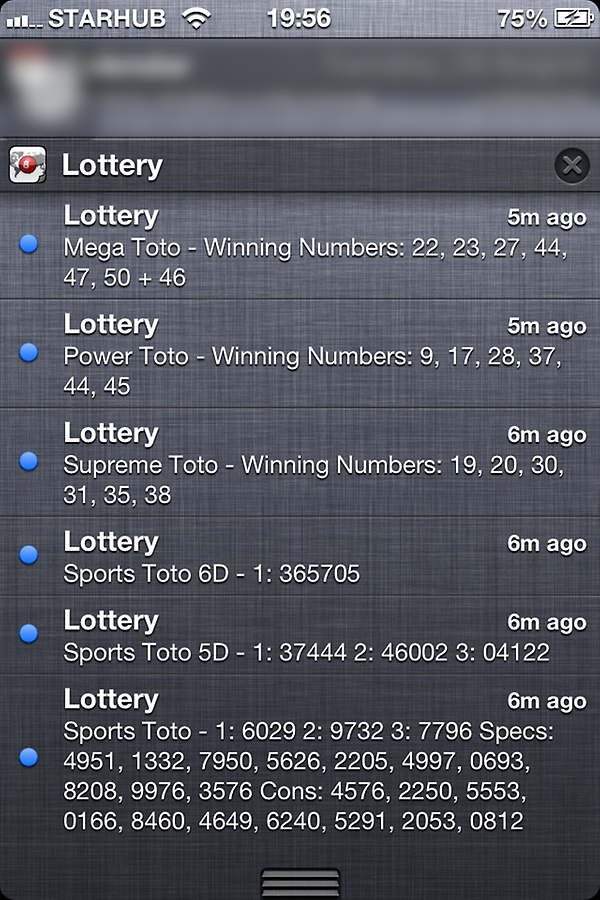 Lottery Results (@LotResults) | Twitter