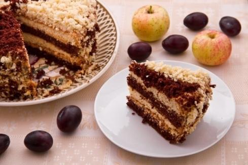 Торт кудряш рецепт фото