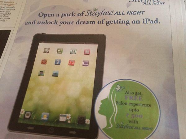 Finally someone got it right. #iPad http://t.co/ON6qi66E