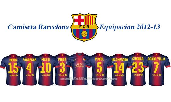 comprar camisetas barcelona