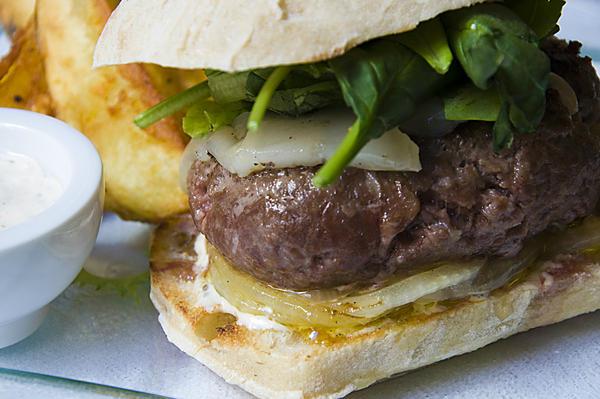 hamburguesa de Dnorte