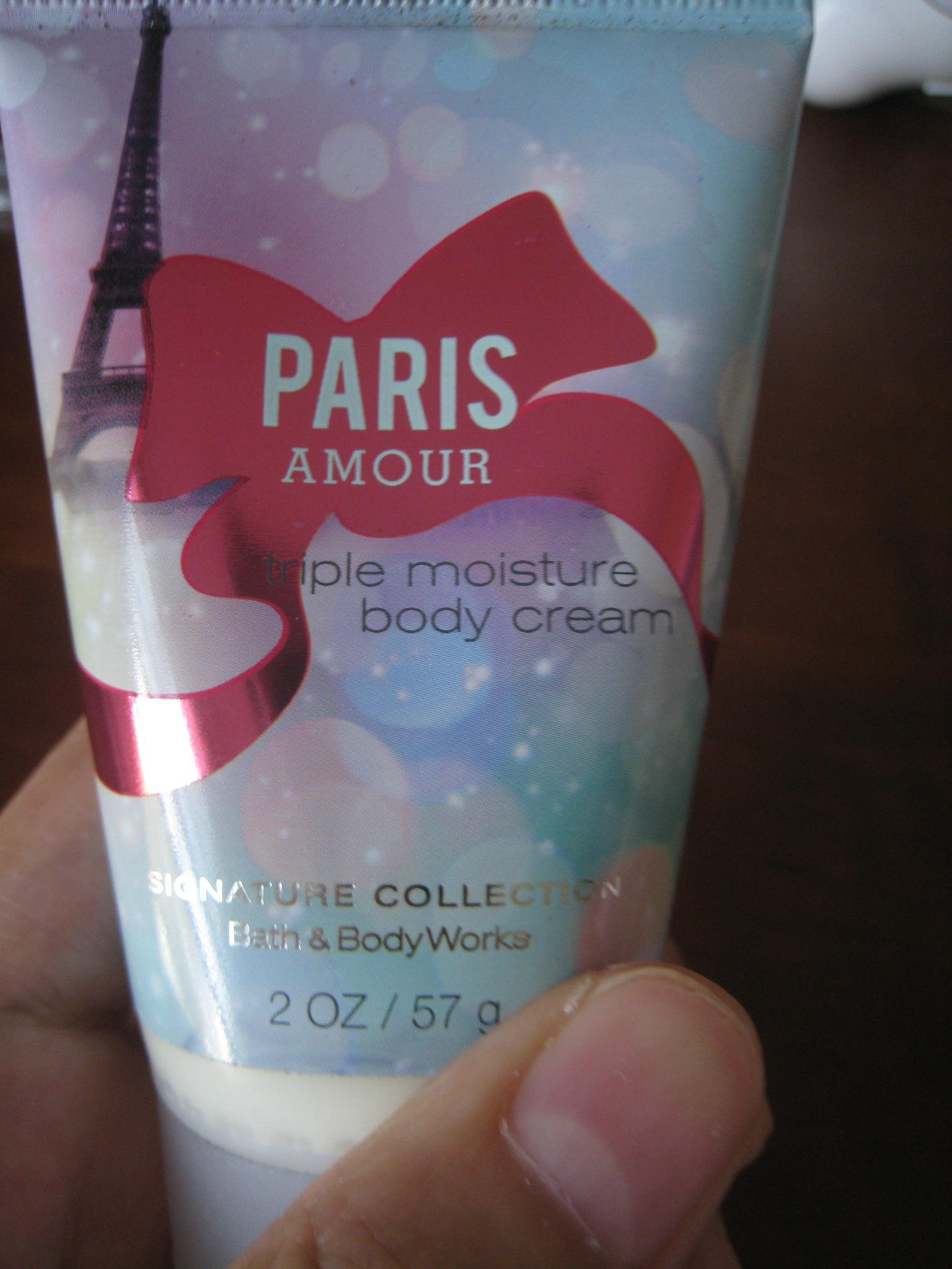 Paris Amour Bath & BodyWorks Lotion