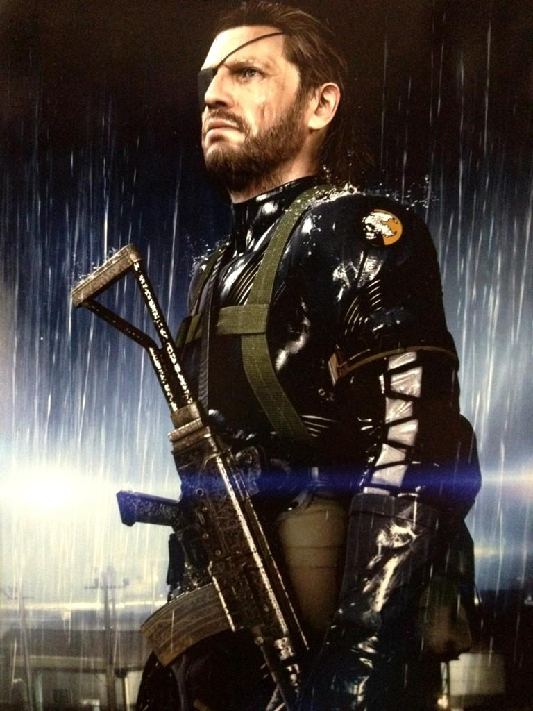 Metal Gear Ground Zero Technology And Gaming Black Mesa