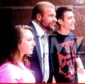 Cenaapproved On Twitter Rt If You Like Triple H S New Haircut Maneover Tmz Wwe Http T Co V33gmyz6 Http T Co 56gsoyx1