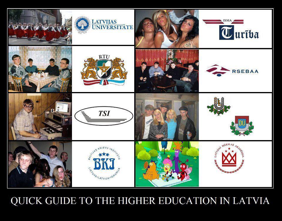 RT @janiskonons: ja kāds vēl nav izlēmis, kur studēt. (skarbi). http://t.co/FdLqlLQf