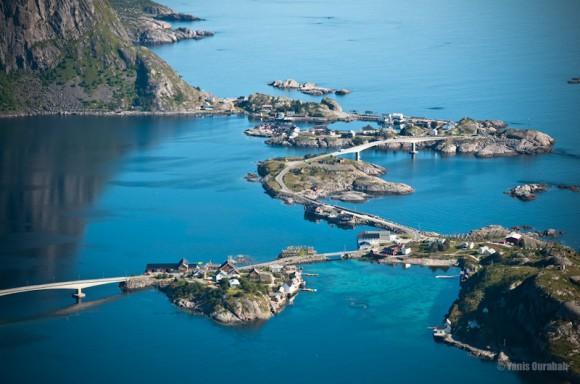 صورة رائع تظهر جمال جزر