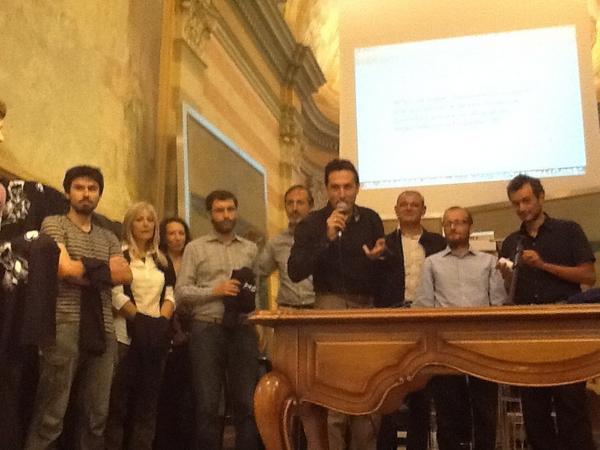 #LunaFalò - Lo Storify di Vittoria Nicolo