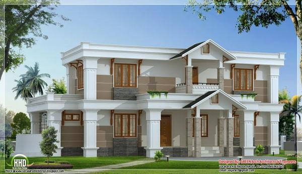 Kerala Home On Twitter Modern Mix Sloping Roof Home Design Http T Co Zwy9biwp Homeplan Elevation Kerala India Kozhikode Slopingroof Http T Co Swf89len