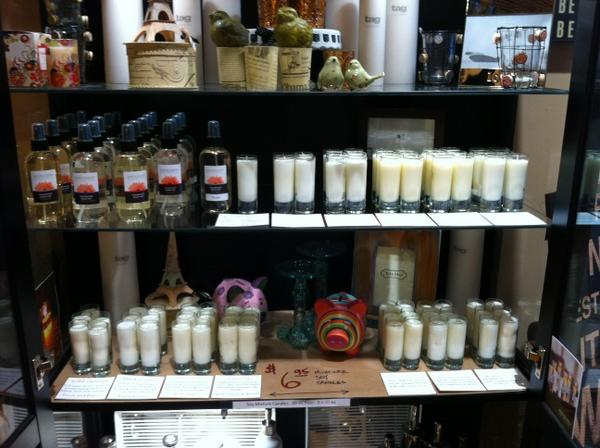 """Neil G and Barbara B on Twitter: """"Lots of new Mixture candles and ..."""