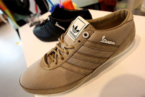 Adidas Vespa trainers   Adidas, Adidas runners, Vespa
