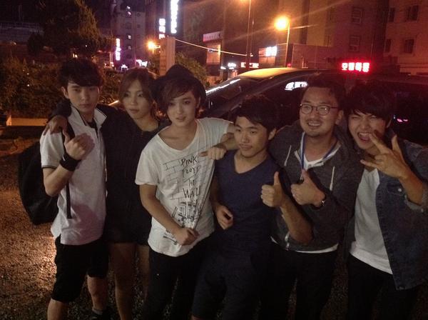 with 이한철님(하트) http://t.co/ka4FRyHh
