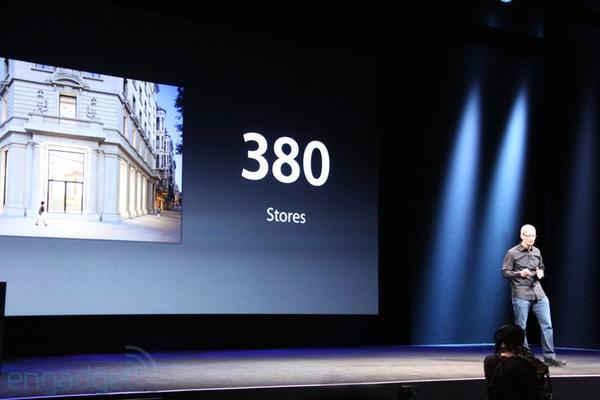 В пятницу открывается магазин Apple в тринадцатой стране мира. Всего Apple уже открыла 380 магазинов. http://pic.twitter.com/QoF6Jvi4