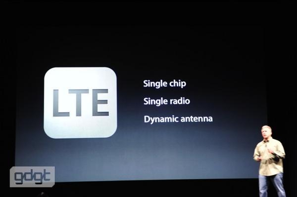 Куча новых технологий передачи данных, HSPA+, DC-HSDPA и — LTE. Скорость LTE — до 100 Мбит/с. http://pic.twitter.com/TTix3MSF
