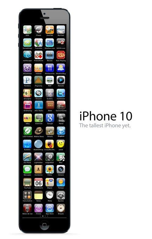 what will the iphone 10 look like husein on quot lol rt thebigbhookad iphone 5 is 20574