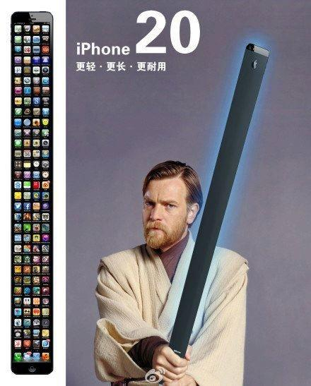 Twitter / avalonmedialab: Apple's iPhone 20 ?? ...