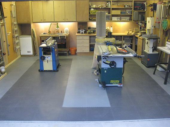 Dreamgarageuk On Twitter Dream Garage Flooring Workshop Floor