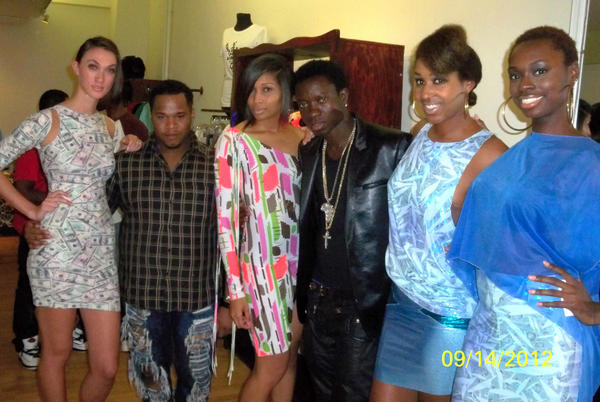 Models in my brand @lungpearl for the #Impact store opening. S/O to @michaelblackson for showing love. http://t.co/oTvTOT9i