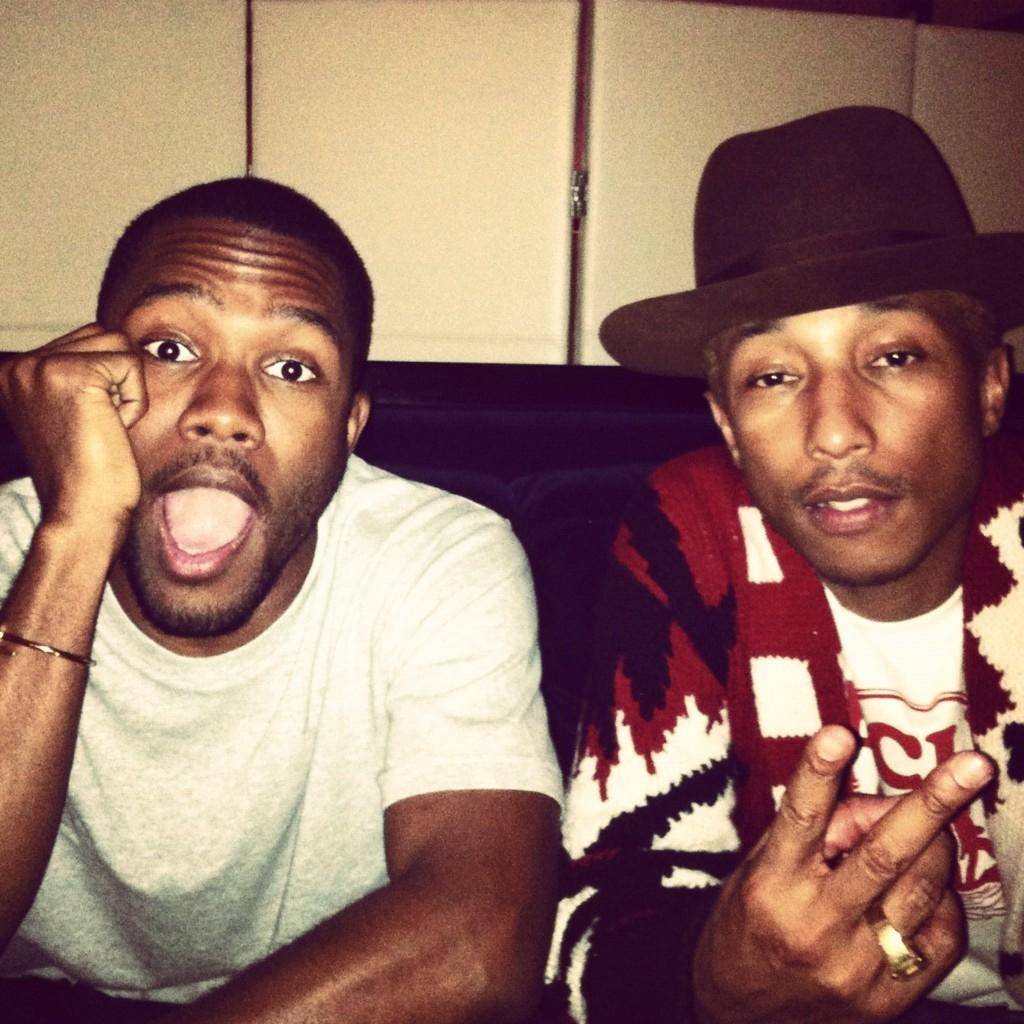 "Pharrell Williams on Twitter: ""Me and my brother @frank ..."