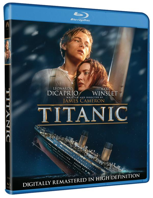 titanic blu ray  Titanic on Twitter:
