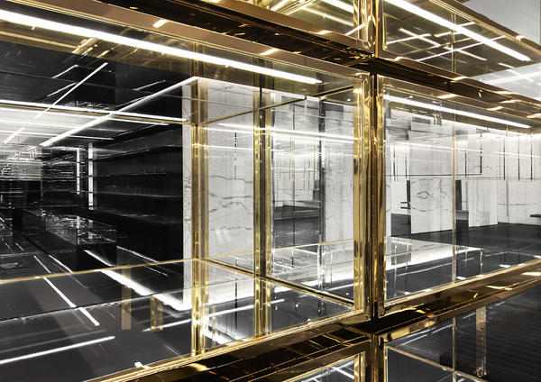 saint laurent on twitter new saint laurent store concept 3 4. Black Bedroom Furniture Sets. Home Design Ideas