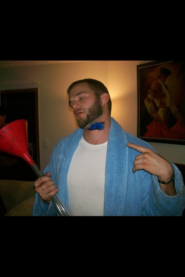 Tyler Durden Ii On Twitter My Halloween Costume Frank The Tank