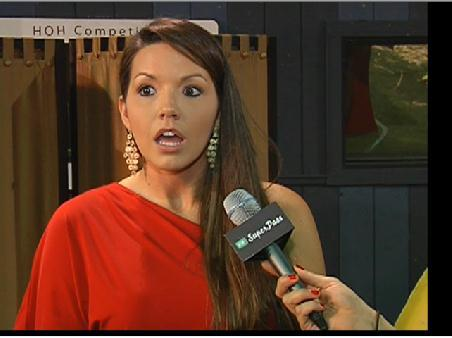 """Dani just found out Dan told Shane """"she has been playing you the whole time"""" when Shane was leaving the #BB14 house. http://t.co/CFaDzSpv"""