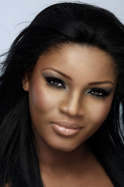 Omotola Jalade on Twitter -Nollywood actress