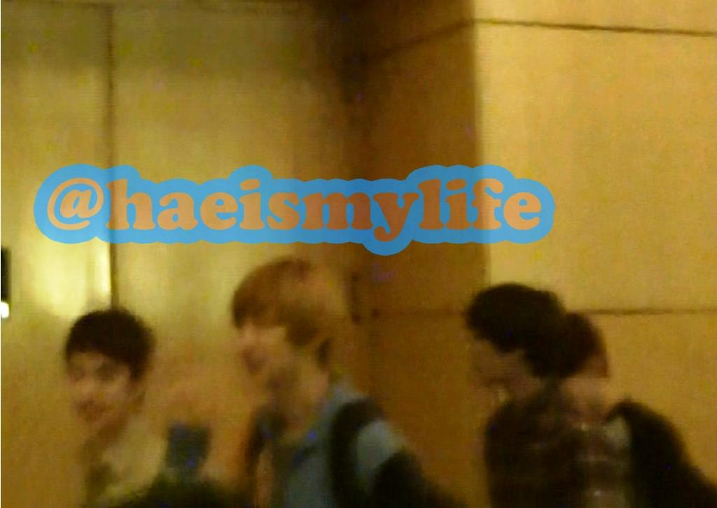 RT @KpopersINDRoom: 120921 at mulia hotel jakarta. D.O CHANYEOL KAI http://t.co/7ikHt9DH' via.13elieveProm15e,Kpopersclub
