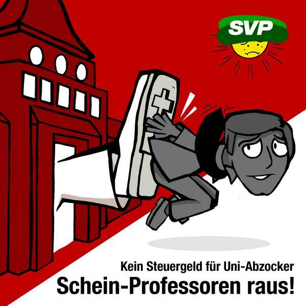 Deutsche Professoren geht zurück