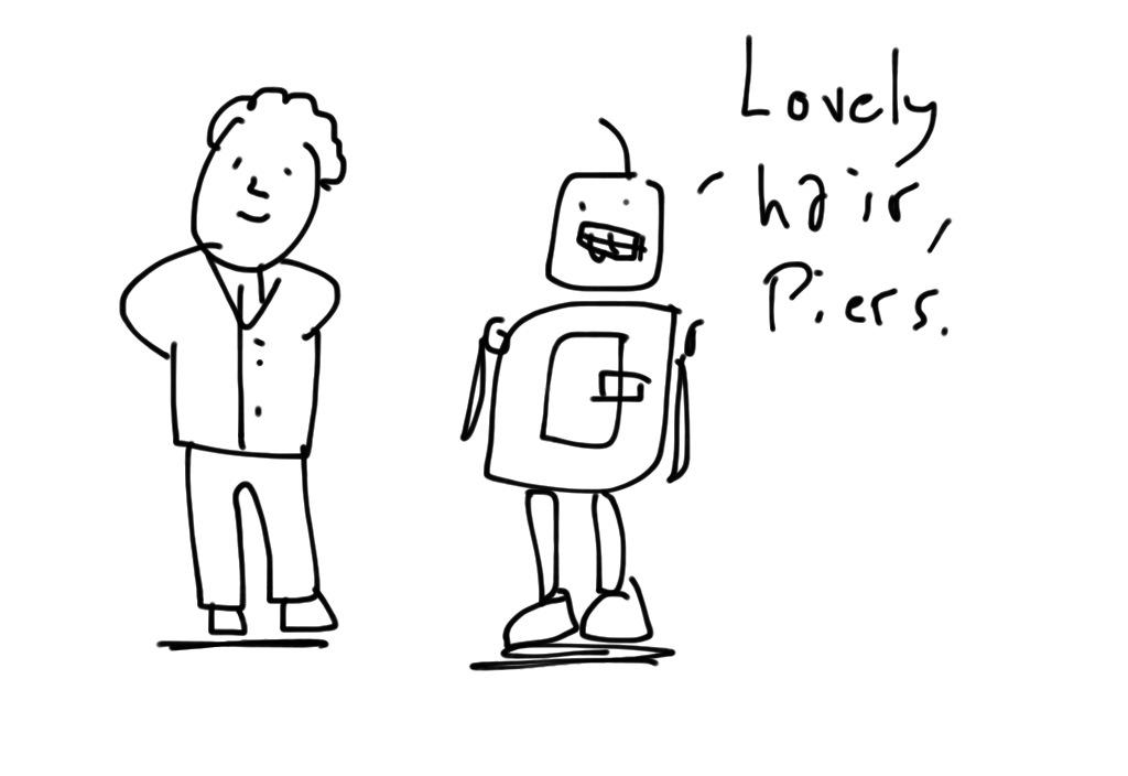 RT @MooseAllain: One day robots will undertake all the horrible jobs humans don't want to do http://t.co/G6J7TaDH