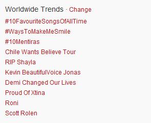[Tema Oficial] Todos los Trending Topic Worldwide a Christina Aguilera A3W7ShhCYAEJwBR