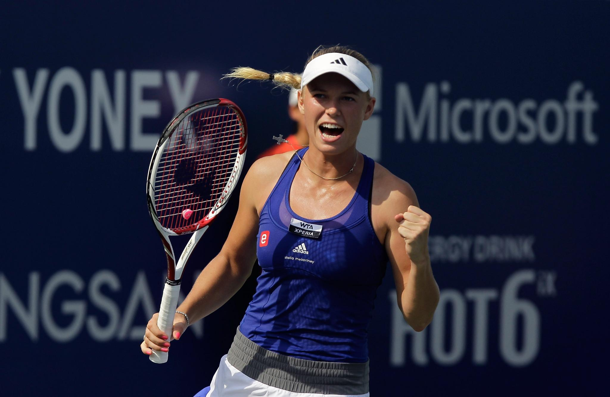 Wozniacki Wins 2012 Korea Open, Ends Title Drought