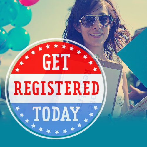 """Barack Obama On Twitter: """"Register To Vote In Less Than 5"""