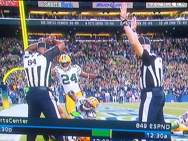 Thumbnail for Packers-Seahawks Ending Leads to Plenty of Twitter Response