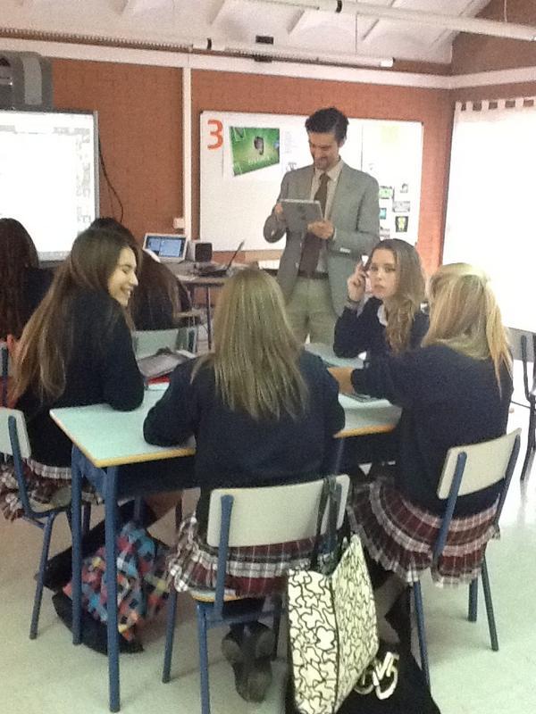 ¡Qué aplicados! ;-) RT @ecprensasek: Evernote en las aulas. Nueva herramienta de profesores y alumnos @institucionsek http://pic.twitter.com/8B7OAKBU