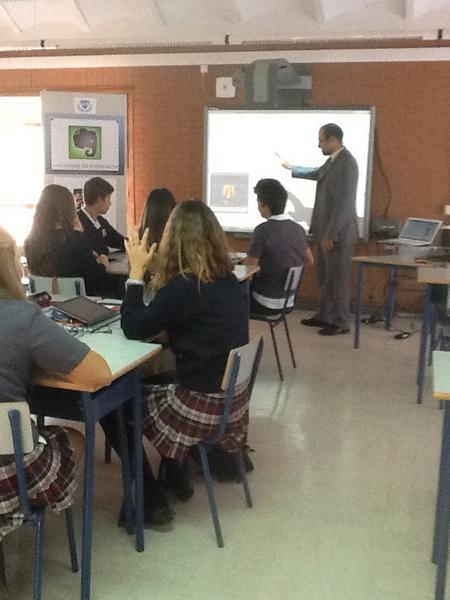 #bachilleratosek #clase de Biología en English usando EVERNOTE http://pic.twitter.com/F9gbCtgp