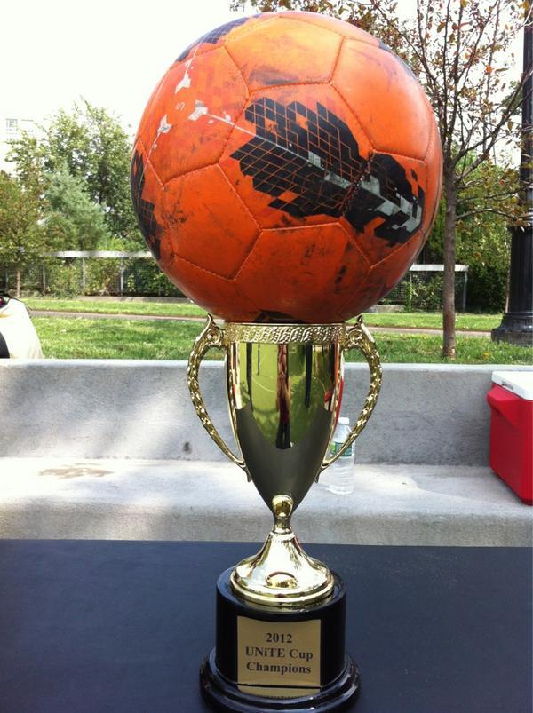 15min para el Partido vs Violencia contra la Mujer    Mira el trofeo para el ganador: http://pic.twitter.com/IKe4fHOG @sayno_unite #MatchUNitTE