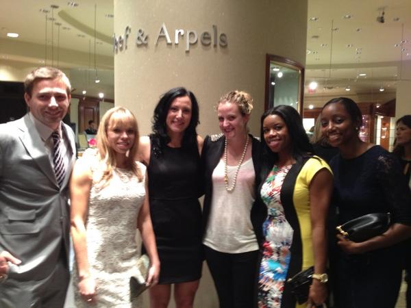 Olympians supporting Because I am a  Girl.  #biaag http://pic.twitter.com/ga9QvNEv