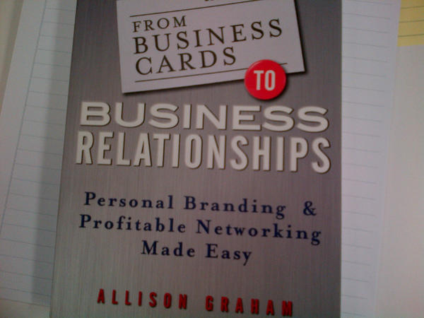 from business cards to business relationships graham allison