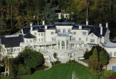Dreamxhouses on twitter rt als je in het grootste huis van de wereld wilt wonen - Canape lissabon huis van de wereld ...