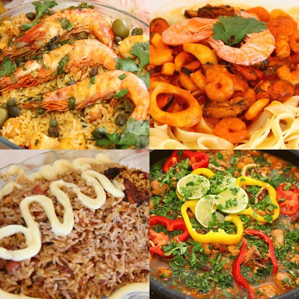 Dá uma olhada nos pratos do Festival de Frutos do Mar de Iriri #gastronomiacapixaba #feriadão http://migre.me/b6IKspic.twitter.com/xF29jI6W