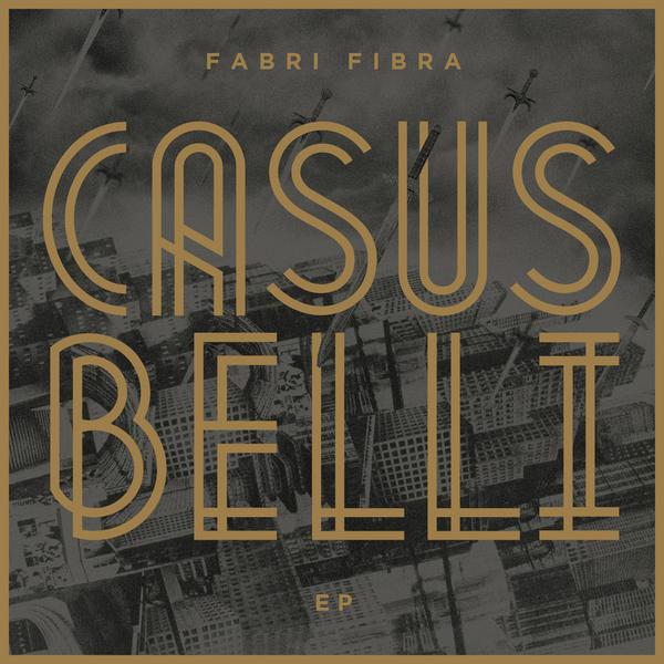 Fabri Fibra - Casus Belli (Recensione)