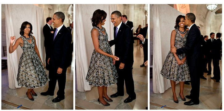"CRYING WHY ARE THE OBAMAS SO ADORABLE RT @BarackObama: ""Love you back."" http://t.co/bE6Yk1T5"