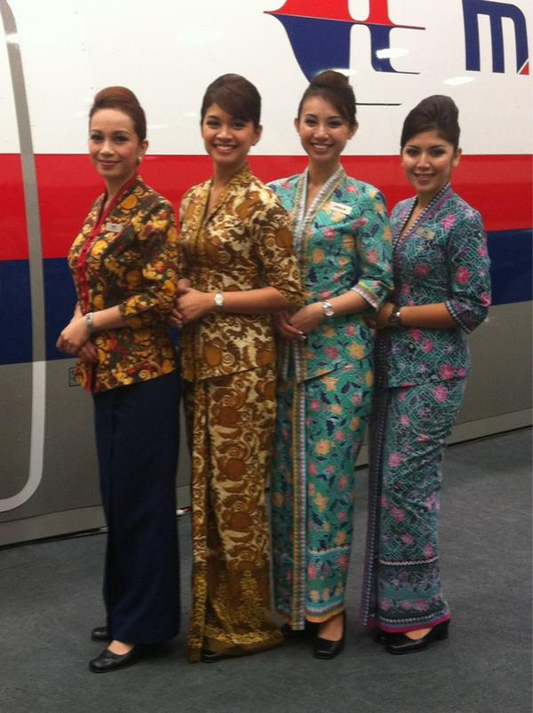 Malaysia Airlines On Twitter The Evolution Of MAS Cabin Crew Kebaya Uniform From Left To Right 1972 1978 1986 1991 Present