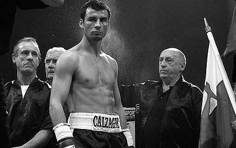 "Joseph William ""Joe"" Calzaghe"