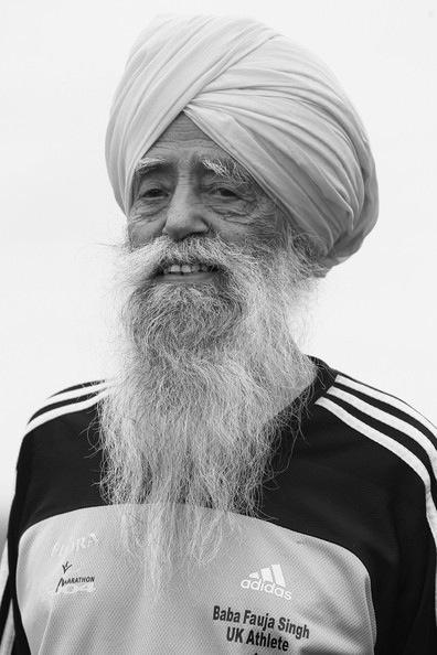 Fauja Singh - ਫੌਜਾ ਸਿੰਘ