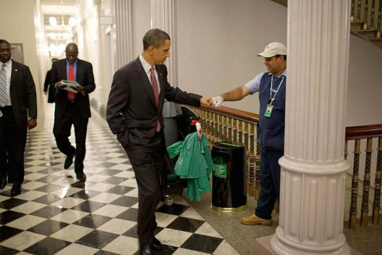 I cant even imagine Romney letting a janitor near him http://t.co/yQgFSkw9